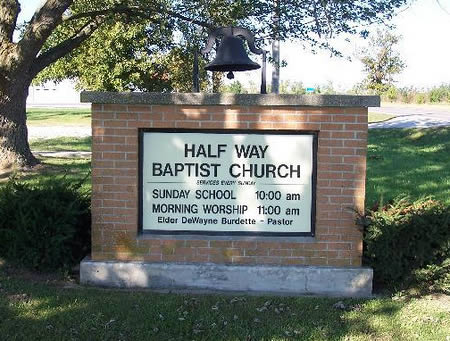 funny church names