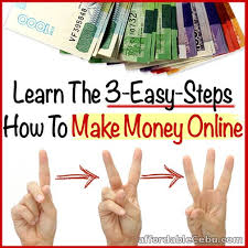 WANT TO EARN ONLINE?