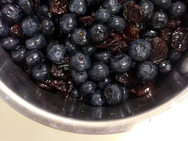Blueberry chutney recipe