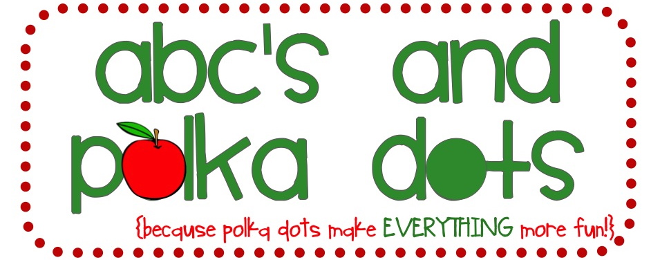 ABC's and Polka Dots