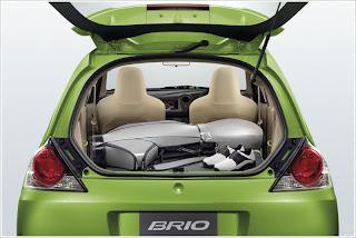 BRIO Honda 2012