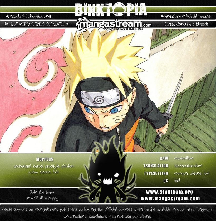 Naruto chap 494 Trang 17 - Mangak.info