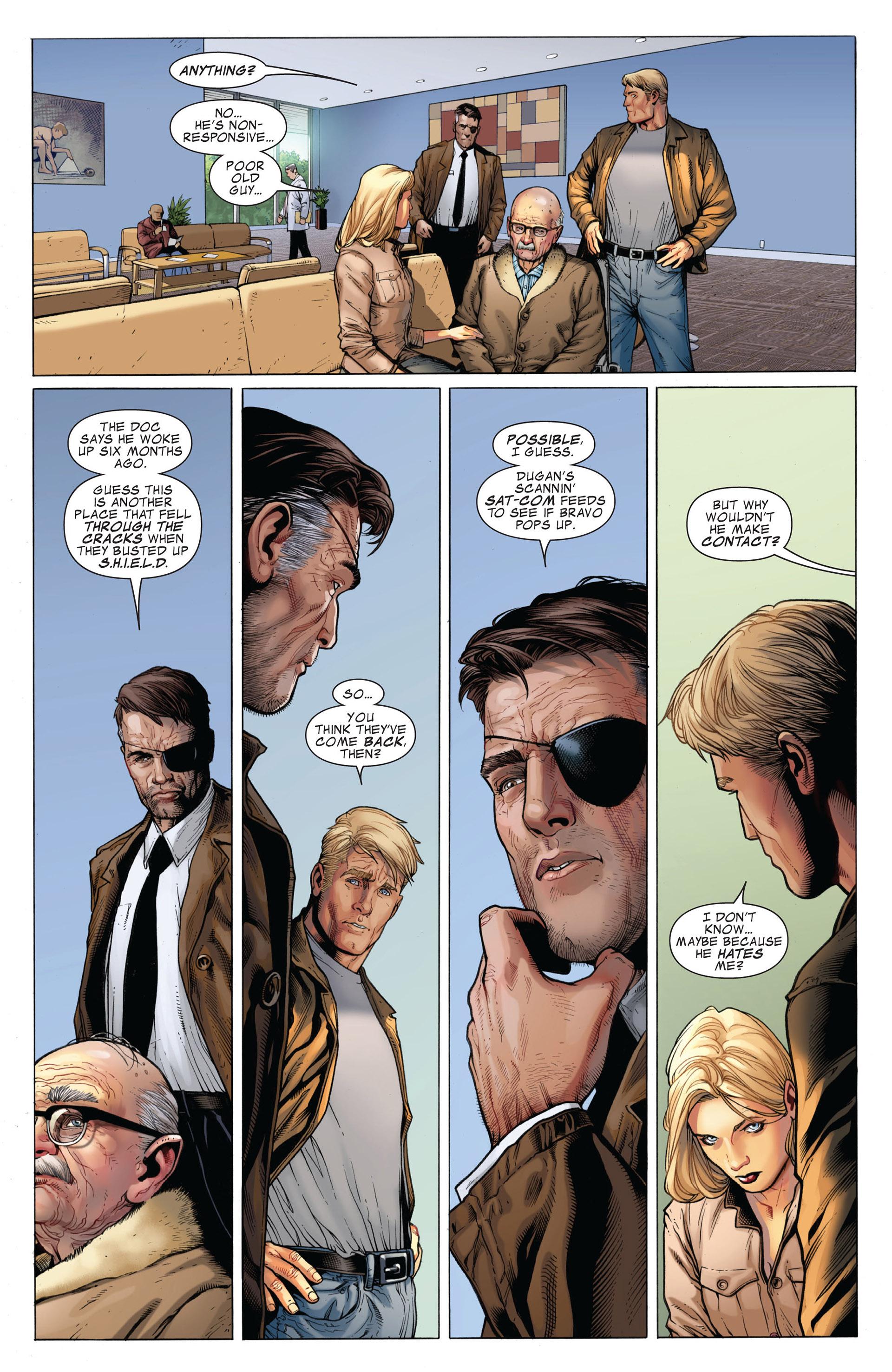 Captain America (2011) Issue #1 #1 - English 17