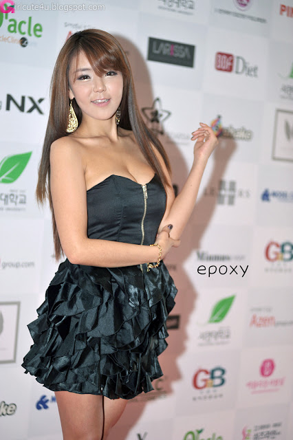 2 Hwang Ri Ah - Asia Model Festival Awards-very cute asian girl-girlcute4u.blogspot.com