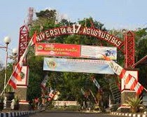 Info Pendaftaran Mahasiswa Baru ( uta45jakarta )  Universitas 17 Agustus 1945 Jakarta 2015-2016