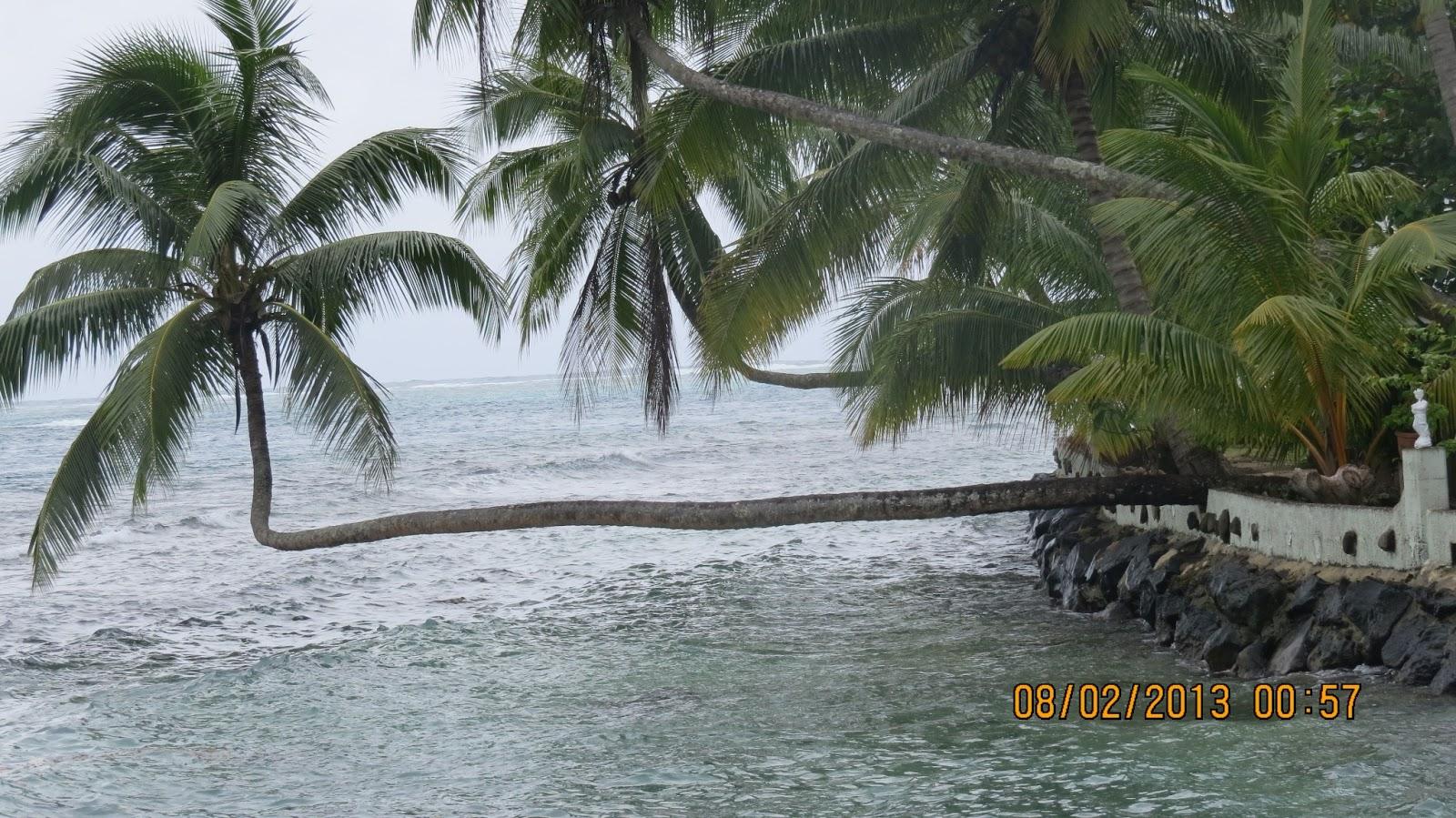 hvor ligger tahiti