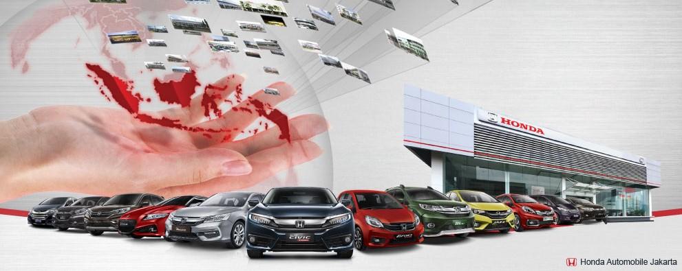Honda Automobile Jakarta
