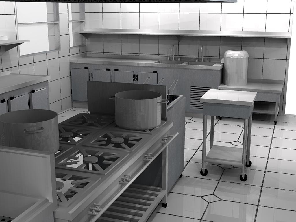 Simas Instala Es Comerciais Cozinha Industrial
