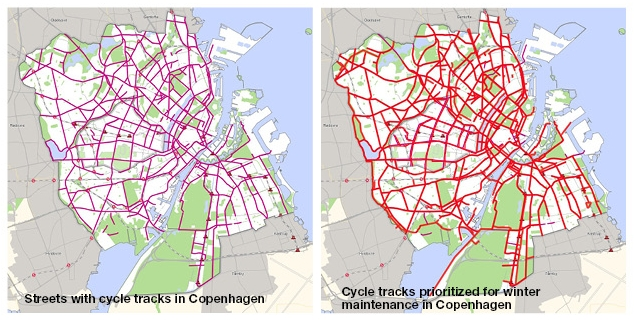 Copenhagenizecom Bicycle Culture by Design November 2015