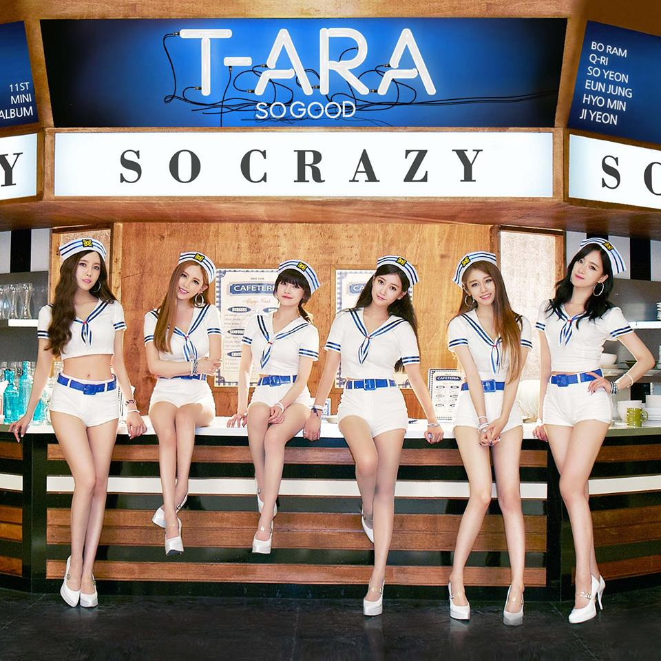 T-ara Korean Girl Group