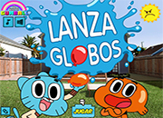 Gumball Lanza Globlos