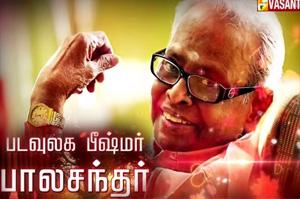 K Balachandar Special – Part 07 Vasanth TV