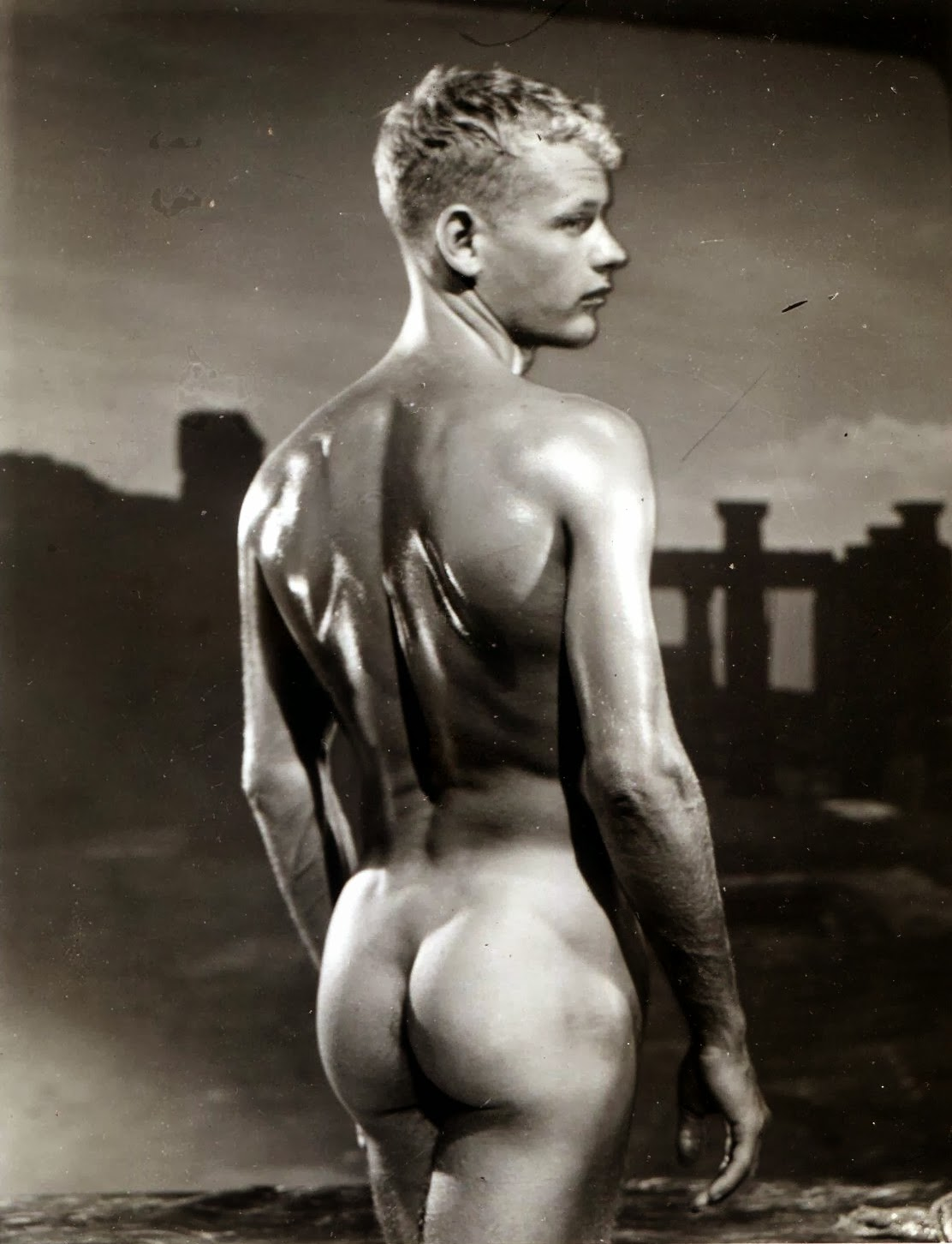 from Ignacio vintage gay beefcake pics