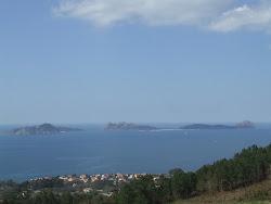 Una maravilla, llamada Islas Cies.