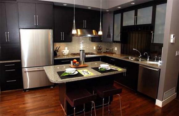 The cocina y muebles remodelaci n de la cocina con for Remodelacion banos y cocinas