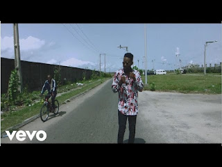 Work video by Adekunle Gold