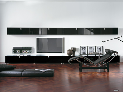 LCD TV cabinet designs ideas.  An Interior Design