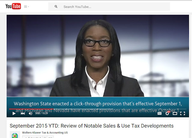 Review of Notable Sales & Use Tax Developments