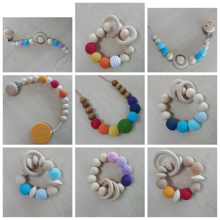 Yomommies teether SALE