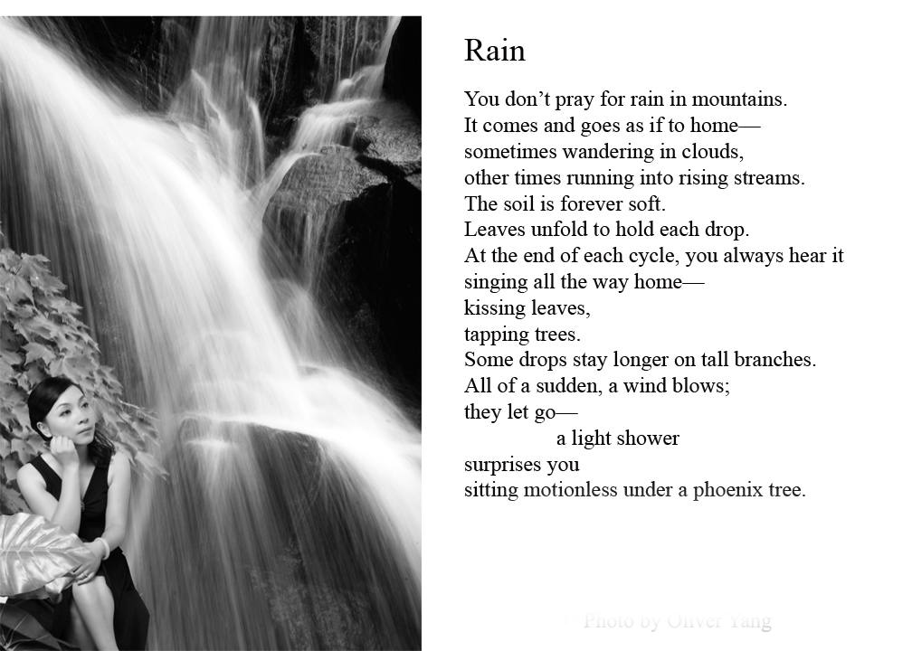 So Lonely...: Exclusive Rain Poems