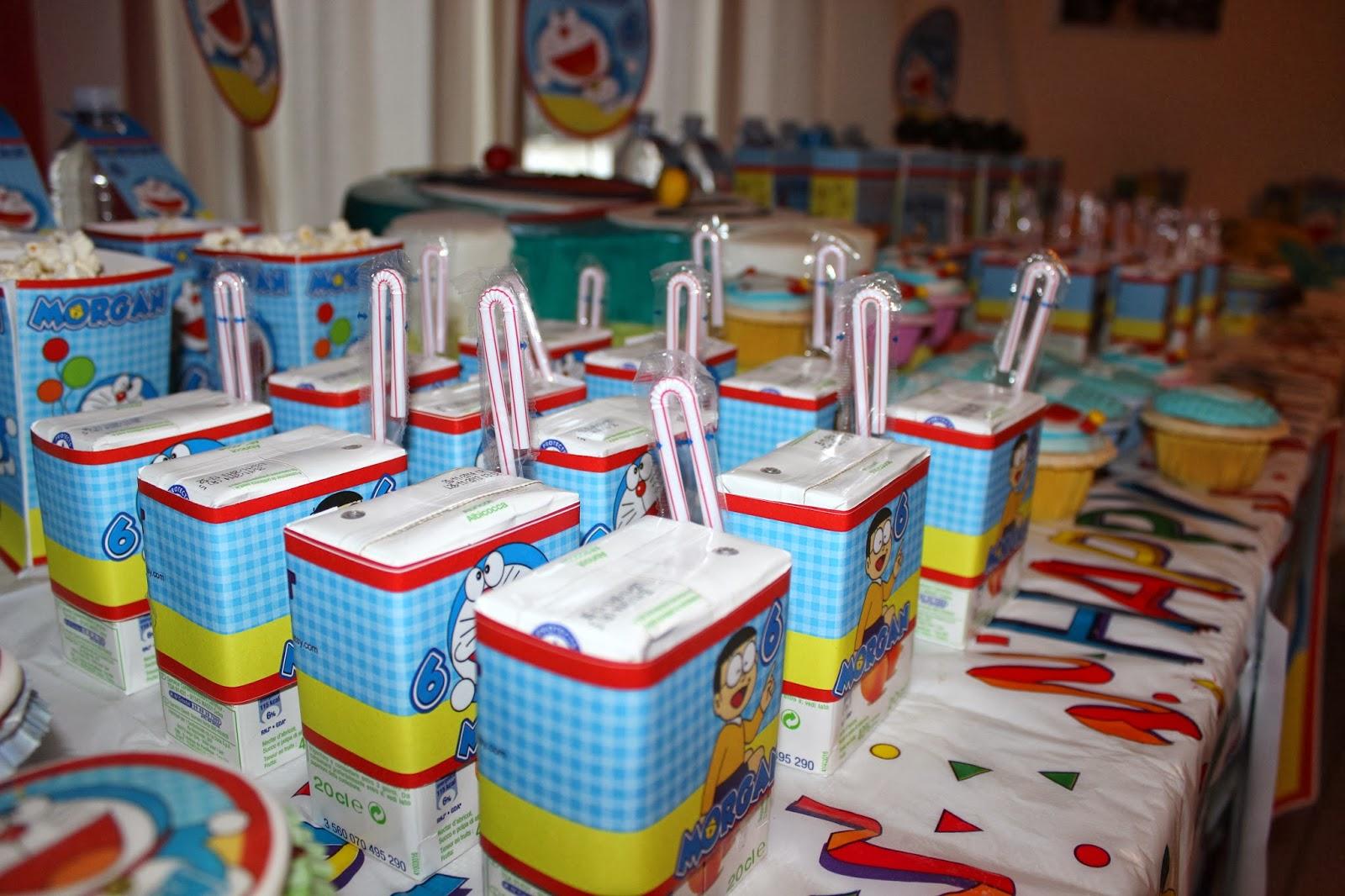 Estremamente Sweet Table Doraemonfor my love! | Guarda che dolci di Clara  HW55