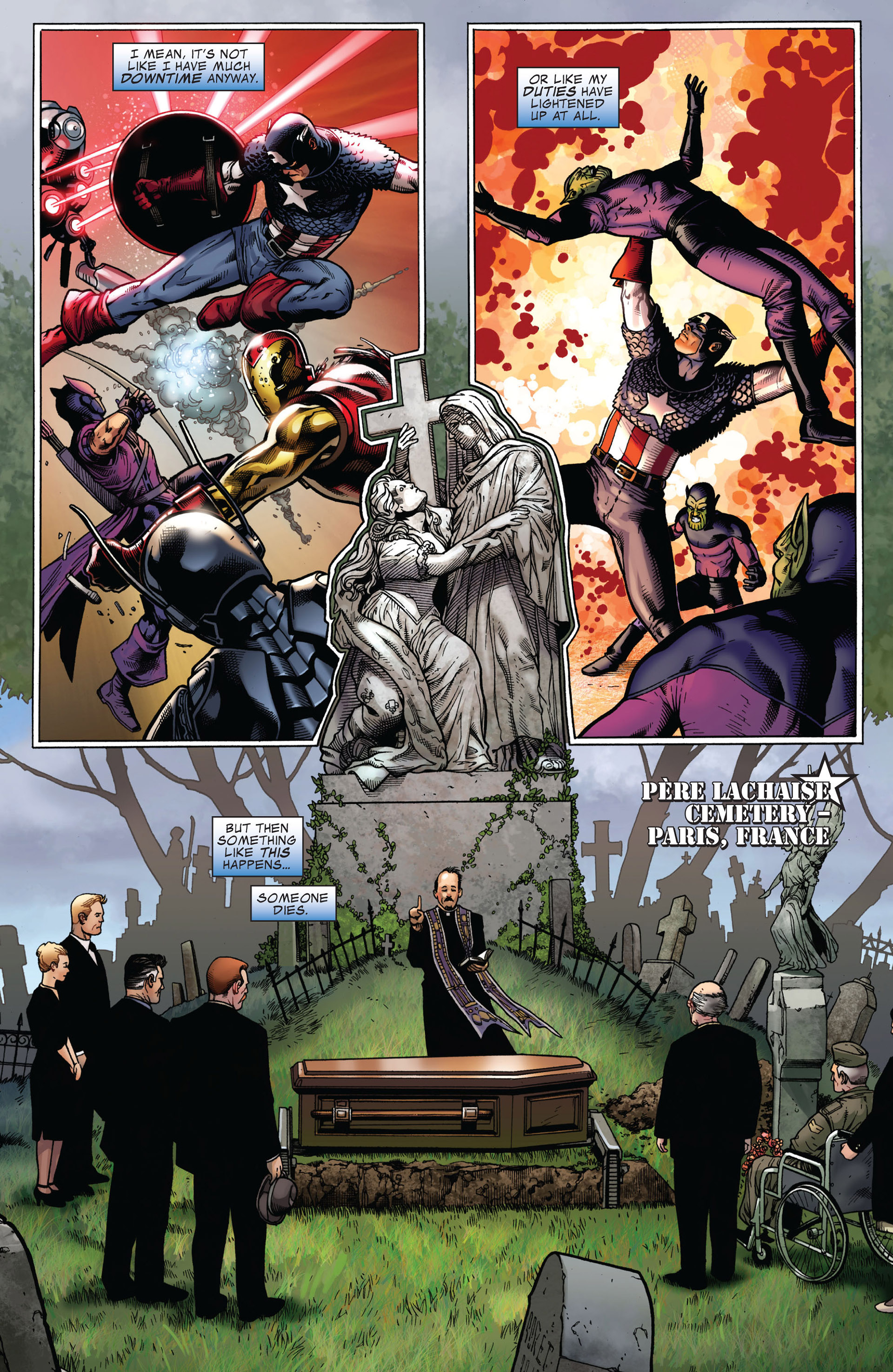 Captain America (2011) Issue #1 #1 - English 5