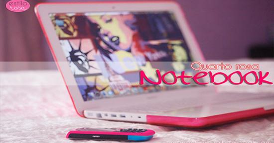 Estilo Rosa Quarto rosa notebook ~ Quarto Rosa Com Oncinha