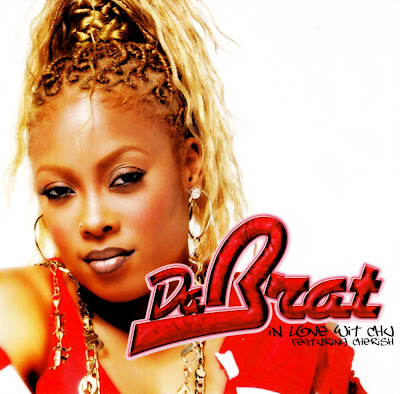 Da Brat Feat. Cherish - In Love With Chu-CDS-2003