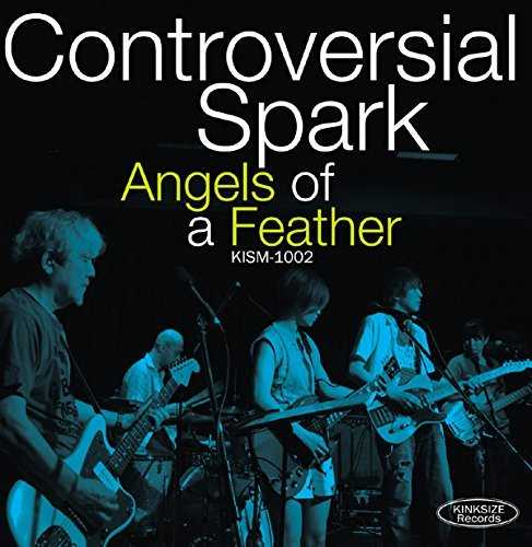 [Album] Controversial Spark – Angels of a Feather (2015.09.02/MP3/RAR)