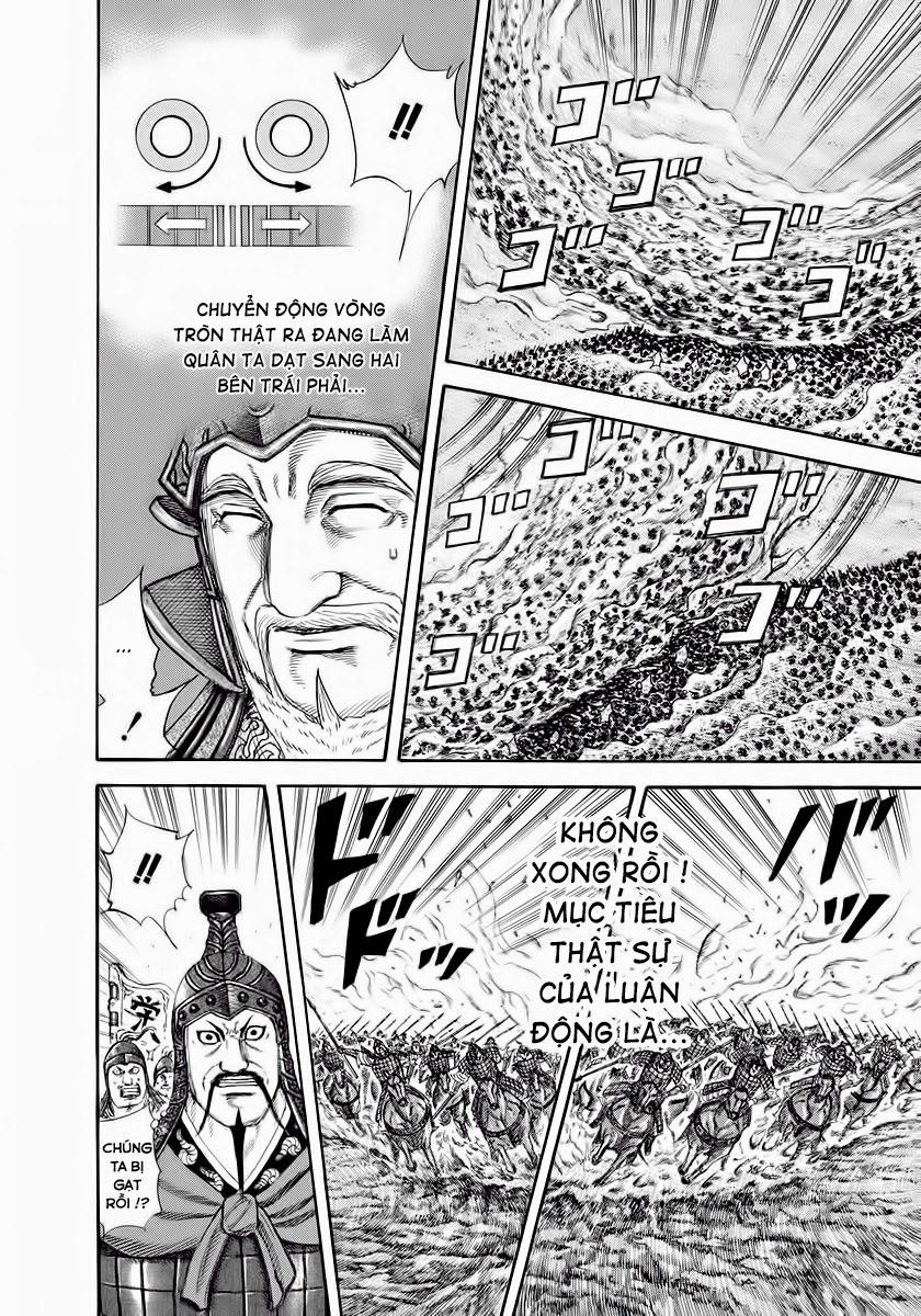 Kingdom – Vương Giả Thiên Hạ (Tổng Hợp) chap 225 page 8 - IZTruyenTranh.com