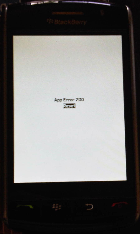 Cara Mengatasi Masalah App Error 200