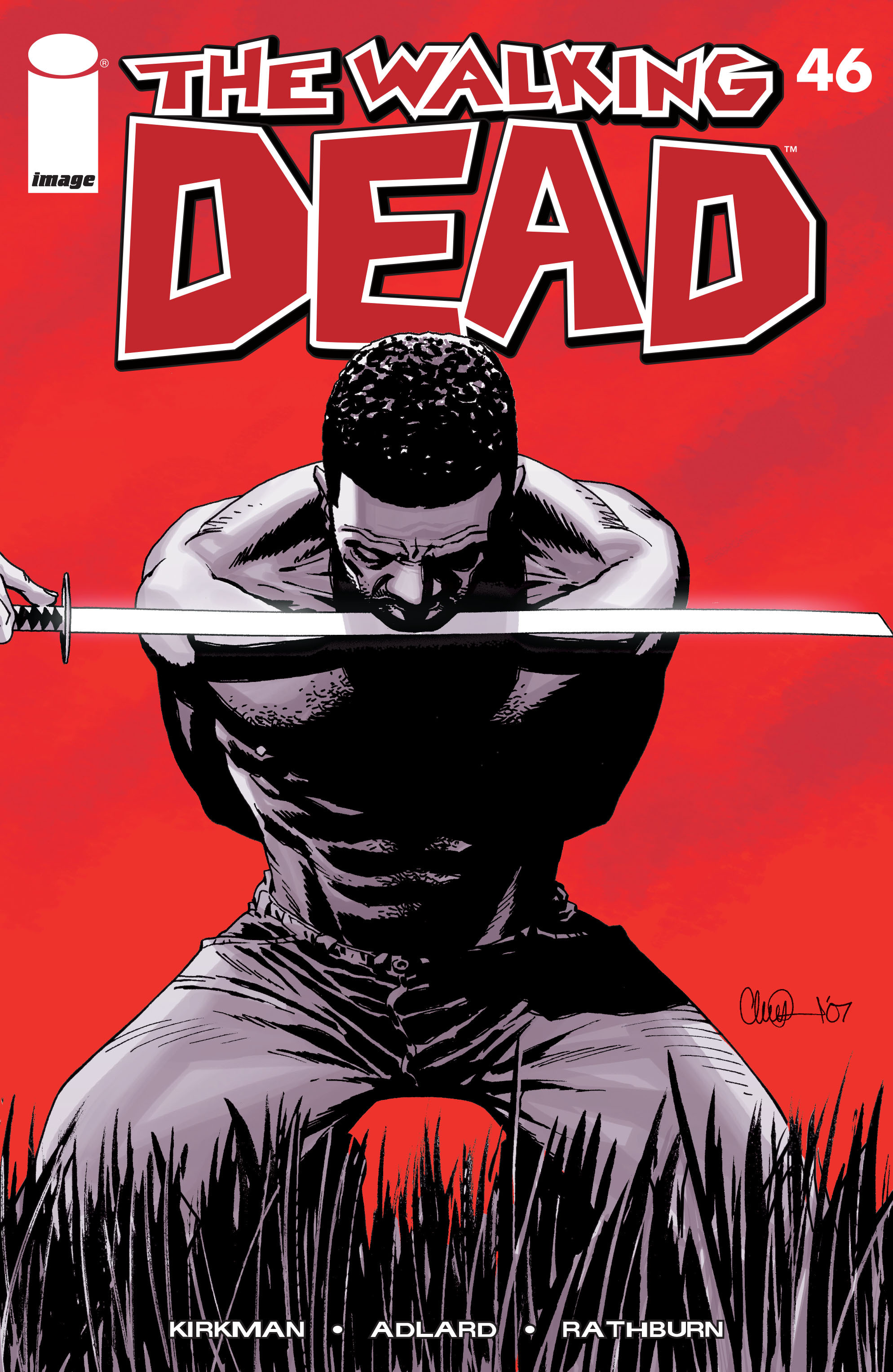 The Walking Dead 46 Page 1