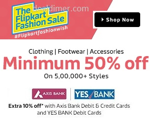 flipkart-offers-fashion-lifestyle