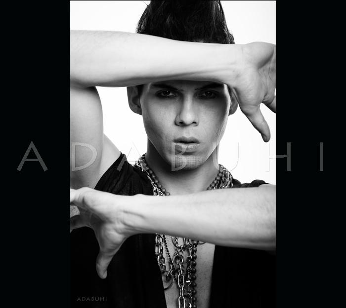 Model: Victor Manuel Quijada