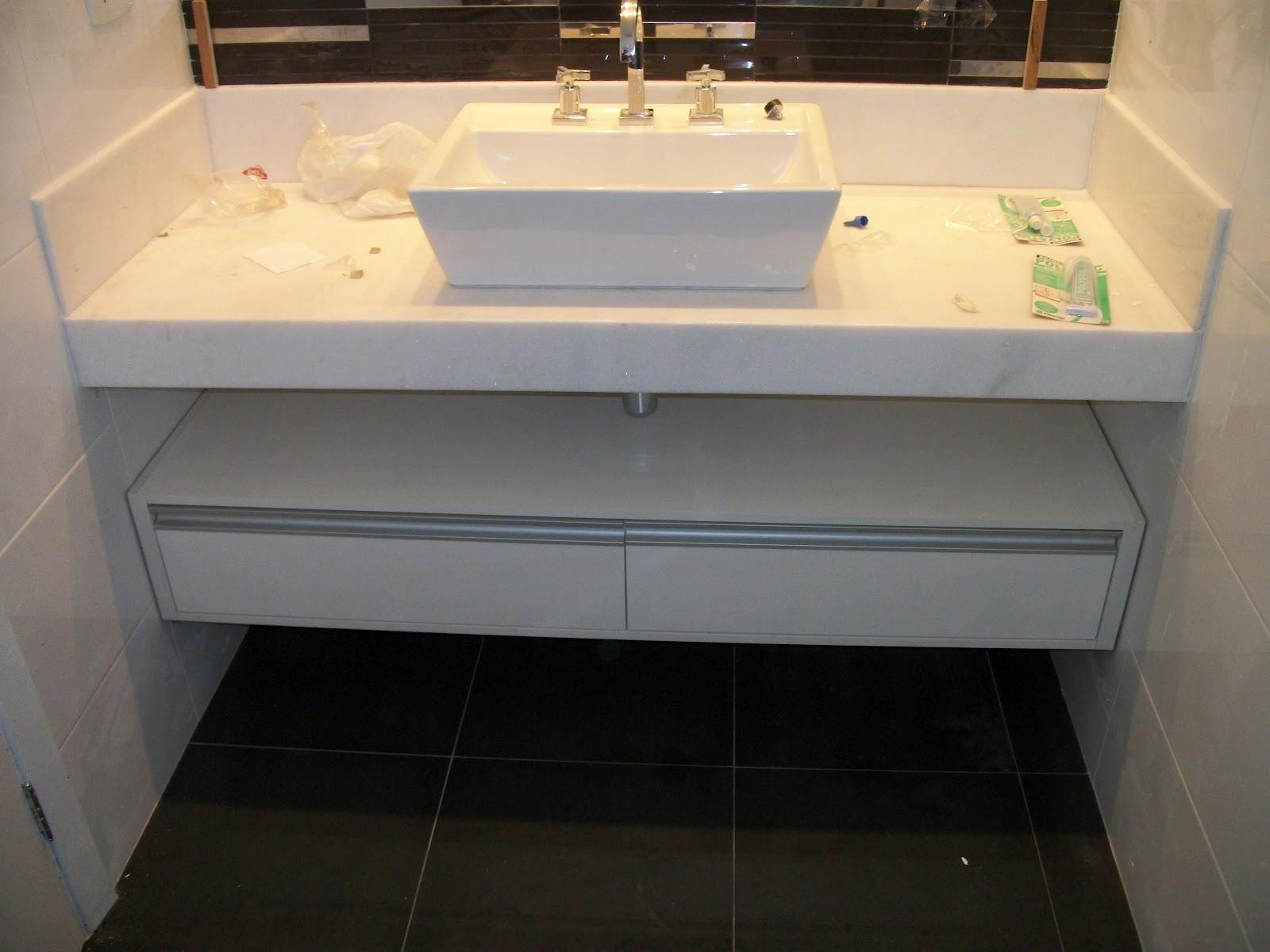 MÓBILE MARCENARIA: gabinetes de banheiro #A97722 1600x1200 Banheiro Com Gabinete