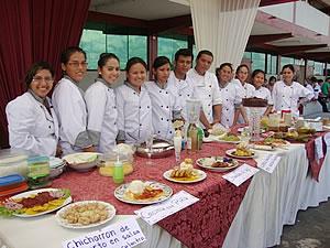 Turismo de chosica hoteleria turismo y gastronomia de - Carrera de cocina ...