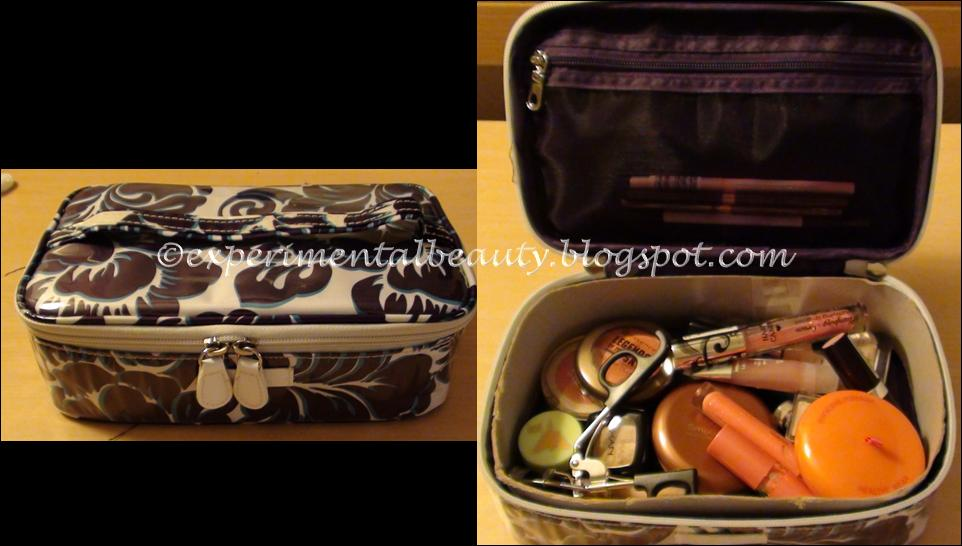 Makeup backpack