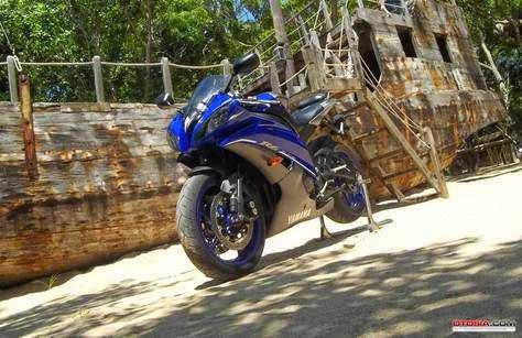 Rider belitung bisa Servis Moge R6, R1, atau V-Max di Bangka Belitung