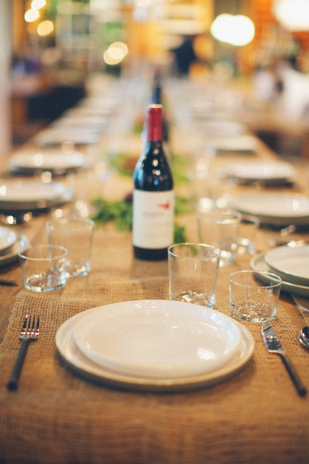 Blog mode, vetements fashion, fashion blog -Kinfolk Dinner at The Metropolitan West Elm - 0