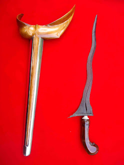 keris pulanggeni