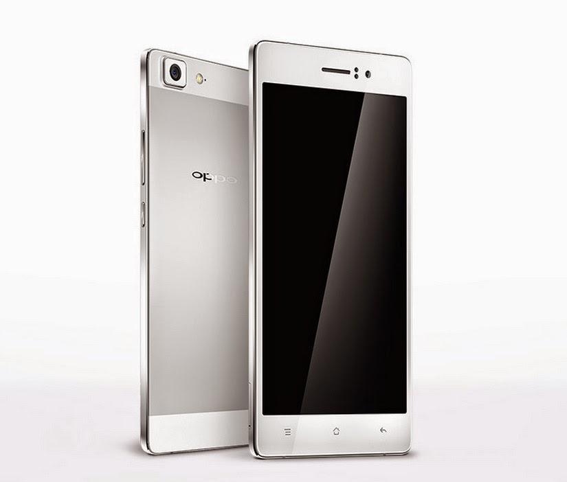 Smartphone Tertipis Di Dunia Sekarang Dipegang Oleh Oppo R5