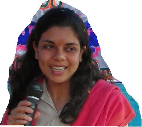 Shruti Devi, Vyricherla
