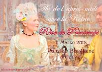 Thé avec la Reine 11 Marzo 2018