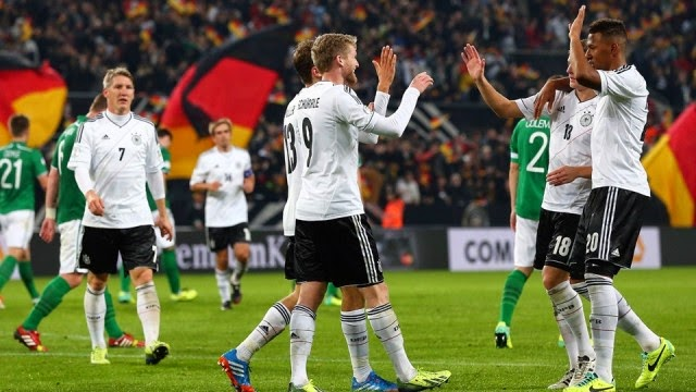 Skuad Timnas Jerman Pada Piala Dunia Brazil 2014