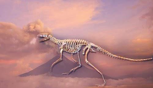 extincion dinosaurios erupcion volcanica