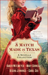 Book Cover A Match Made in Texas
