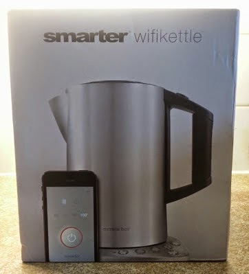Menkind Smarter Wifi Kettle review