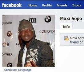 Maxi Sopo facebook profile