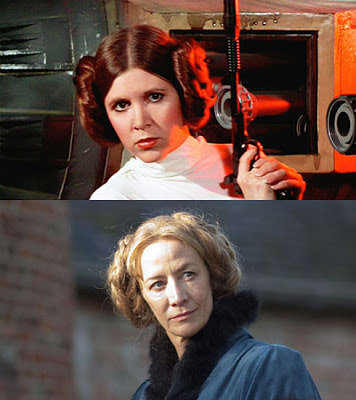 Princess Leia v Lady Jacquetta Rivers