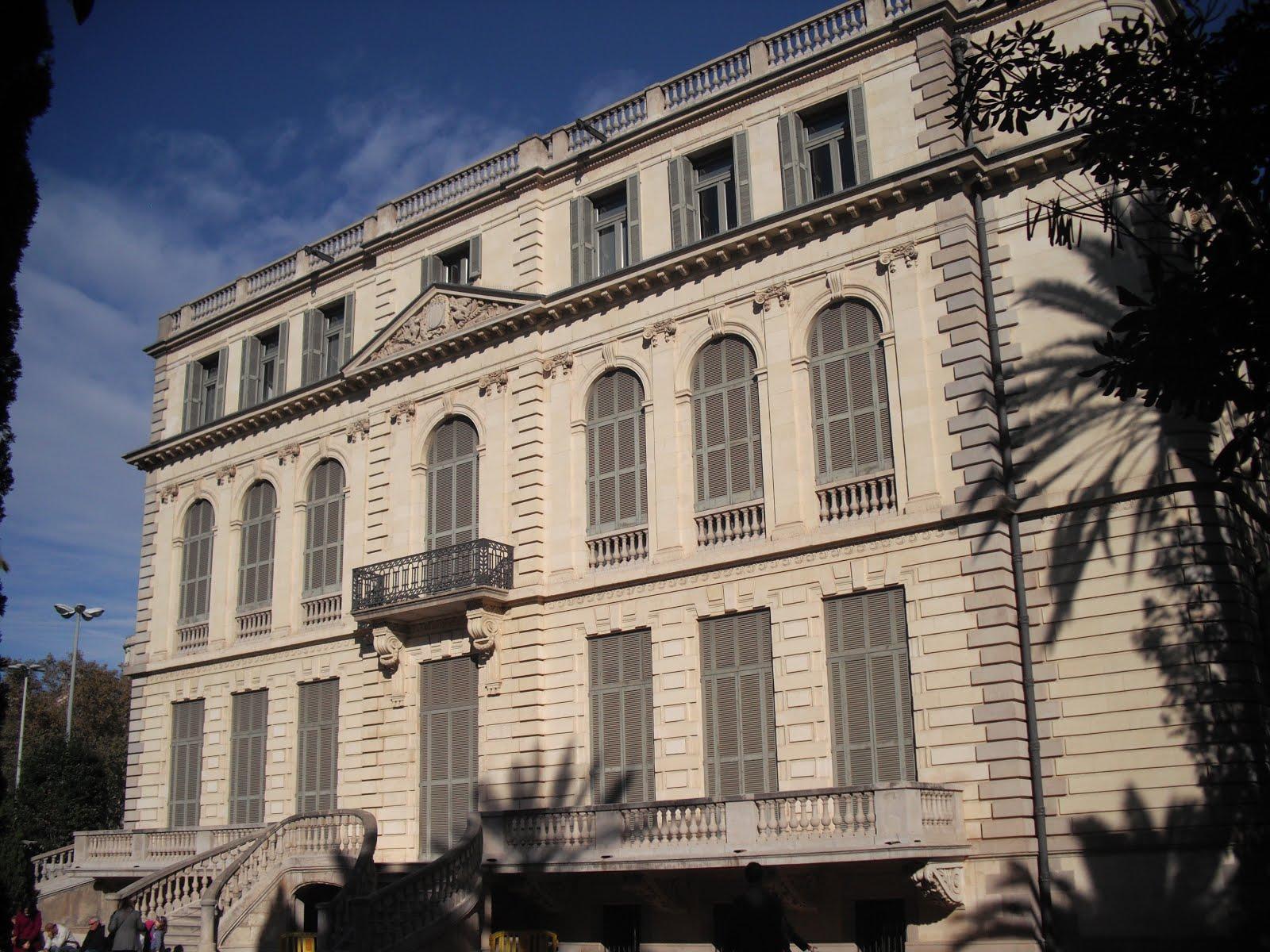 Mycorner palau robert un palacete abierto a la ciudad for Trabajo jardinero barcelona